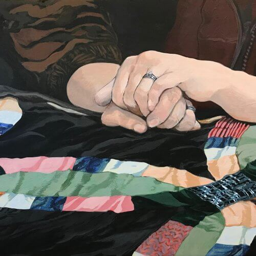 Lifetime Quilt Paintings Series